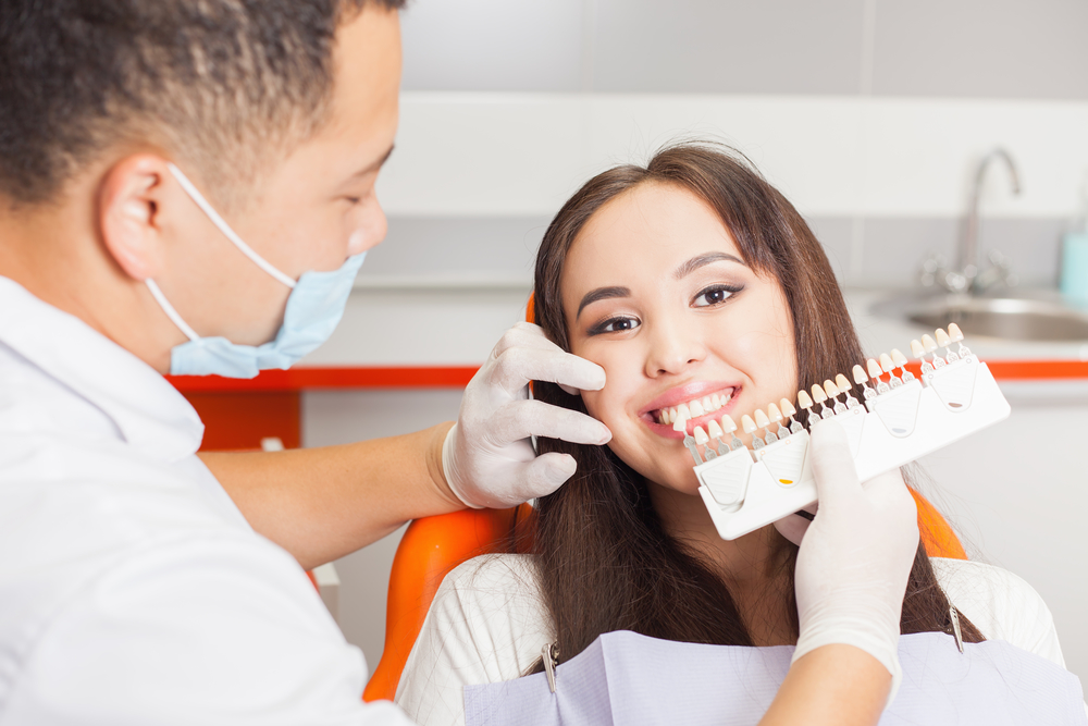 What dental office can do One Visit Crowns Boca Raton ?